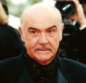 Sean Connery grafika