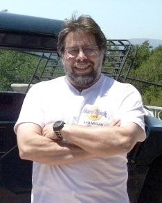 Steve Wozniak grafika