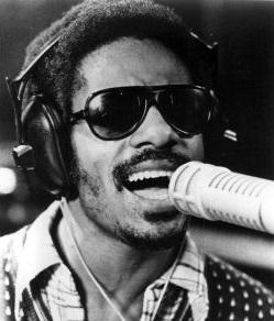 Stevie Wonder grafika