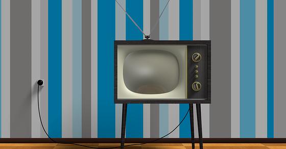 Telewizor grafika