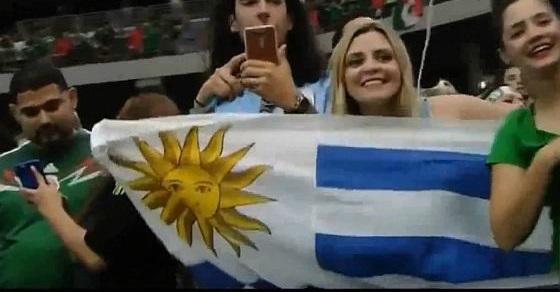 Reprezentacja Urugwaju grafika