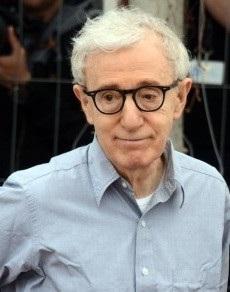 Woody Allen grafika