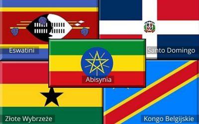 Zmiany nazw państw świata – część 2