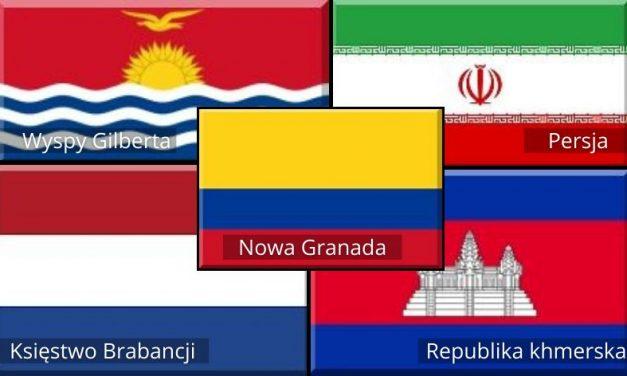 Zmiany nazw państw świata – część 3
