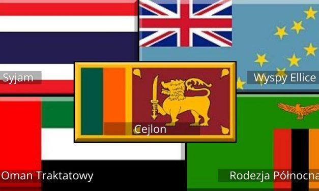 Zmiany nazw państw świata – część 5