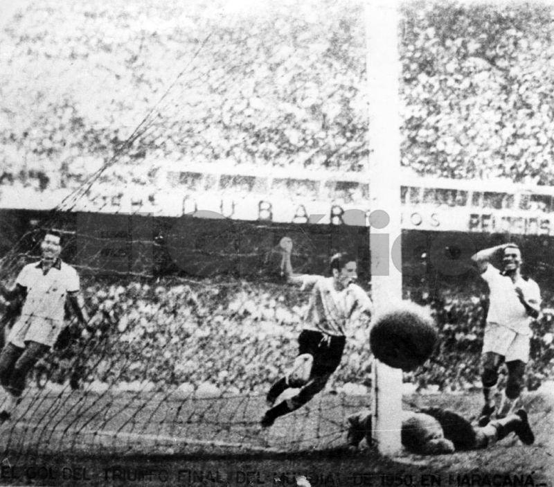 Finał Mistrzostw Świata 1950