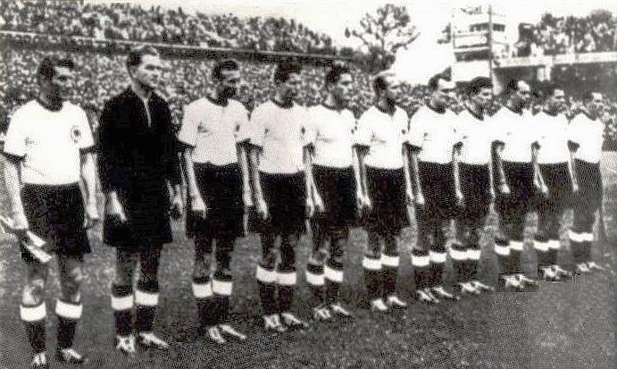 Finał Mistrzostw Świata 1954