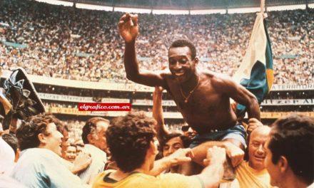 Finał Mistrzostw Świata 1970 w piłce nożnej mężczyzn