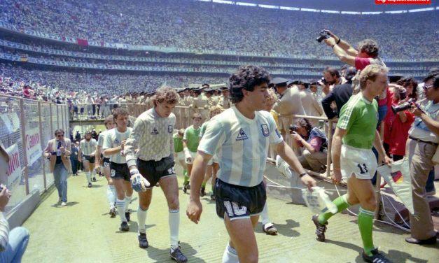 Finał Mistrzostw Świata 1986 w piłce nożnej mężczyzn