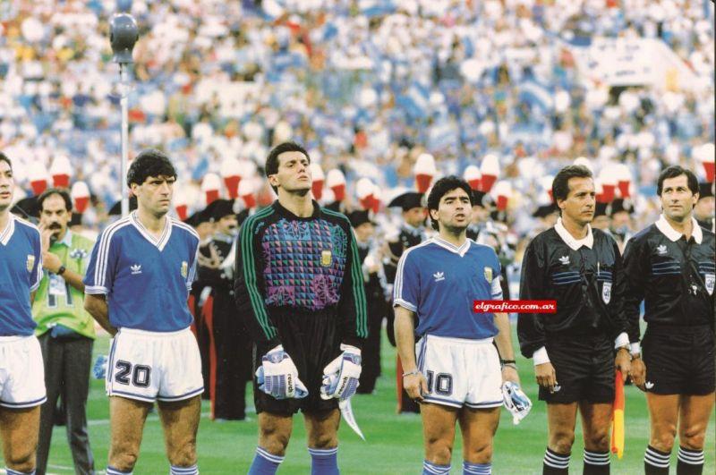 Finał Mistrzostw Świata 1990 w piłce nożnej mężczyzn