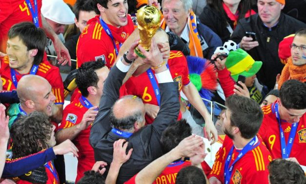 Finał Mistrzostw Świata 2010 w piłce nożnej mężczyzn