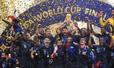 Finał Mistrzostw Świata 2018 w piłce nożnej mężczyzn
